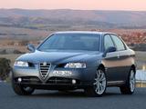 Alfa Romeo 166 Ti AU-spec 936 (2003–2005) wallpapers