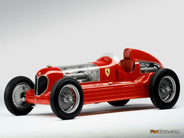 Alfa Romeo 16C Bimotore (1935–1936) photos (640 x 480)