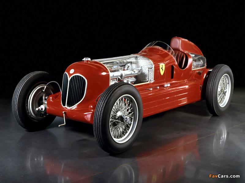 Alfa Romeo 16C Bimotore (1935–1936) wallpapers (800 x 600)