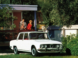 Alfa Romeo 1750 Berlina 105 (1967–1969) pictures