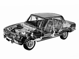 Photos of Alfa Romeo 1750 Berlina 105 (1969–1971)