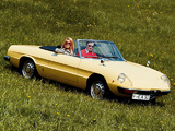 Alfa Romeo 1750 Spider Veloce 105 (1969–1971) wallpapers