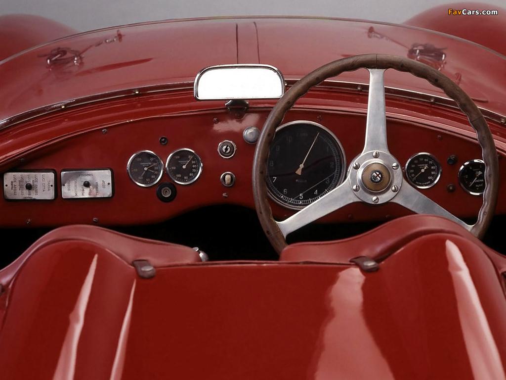 Alfa Romeo 1900 C52 Disco Volante Spider 1359 (1952) images (1024 x 768)