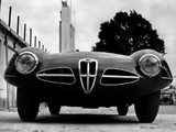Alfa Romeo 1900 C52 Disco Volante Spider 1359 (1952) wallpapers