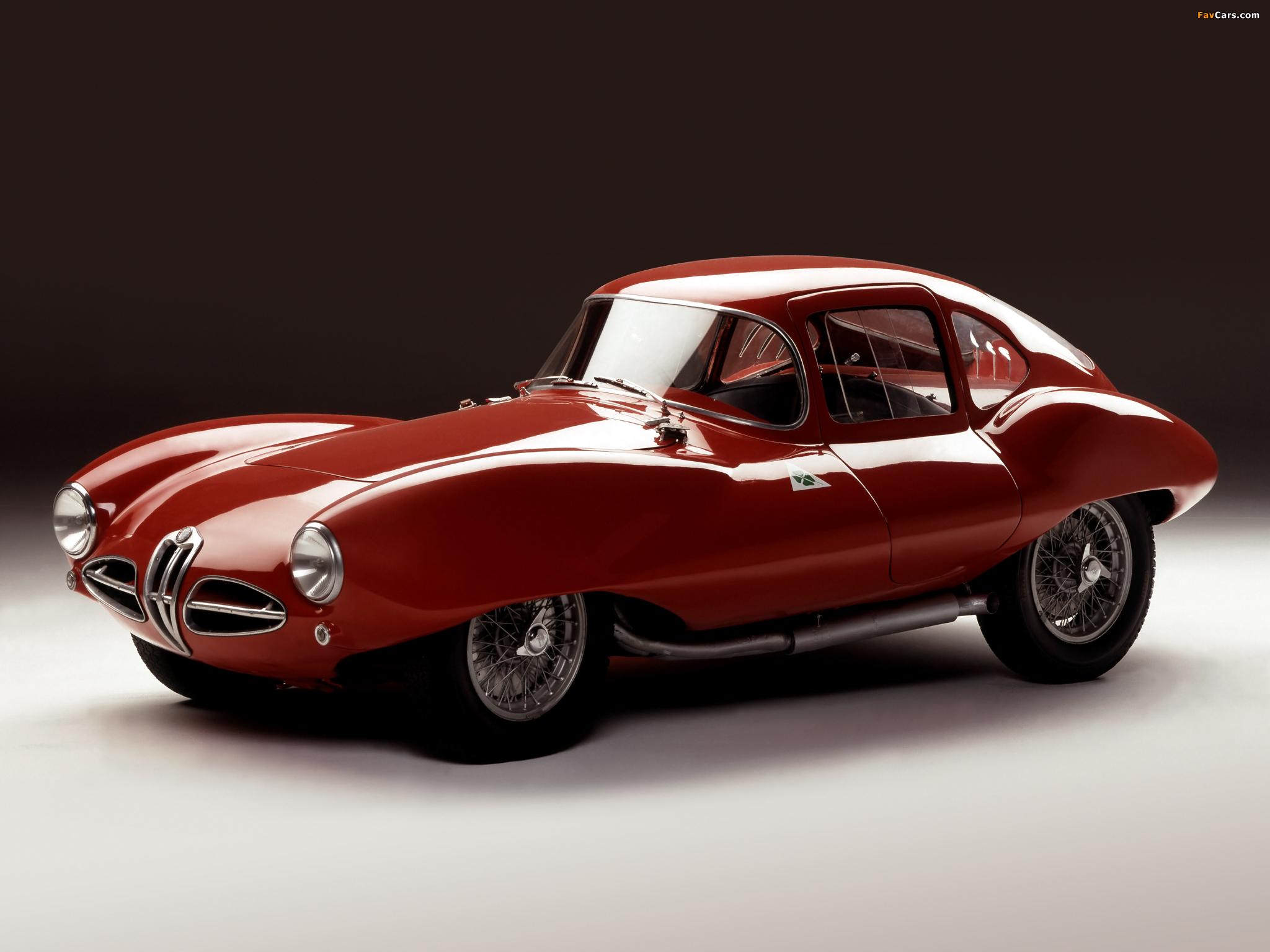 Alfa Romeo 1900 C52 Disco Volante Coupe 1359 (1953) wallpapers (2048 x 1536)
