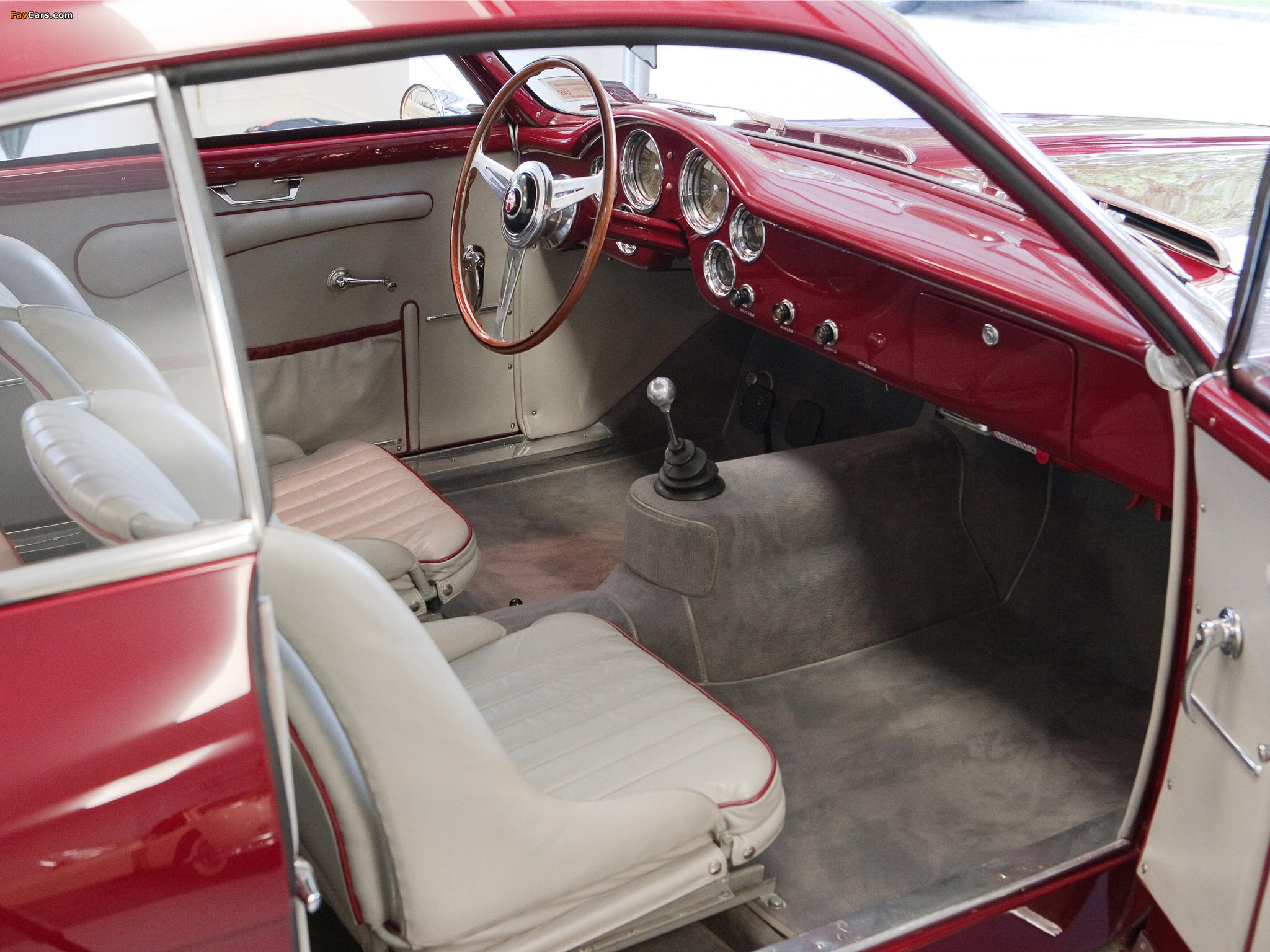 Alfa Romeo 1900 SSZ 1484 (1954–1958) pictures (2048 x 1536)