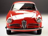 Alfa Romeo 1900 Super Sprint 1484 (1956–1958) pictures