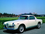 Alfa Romeo 1900 Super Sprint 1484 (1956–1958) wallpapers