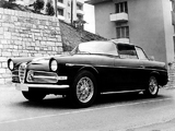 Alfa Romeo 1900 Coupe Lugano by Ghia-Aigle 1484 (1957–1959) pictures