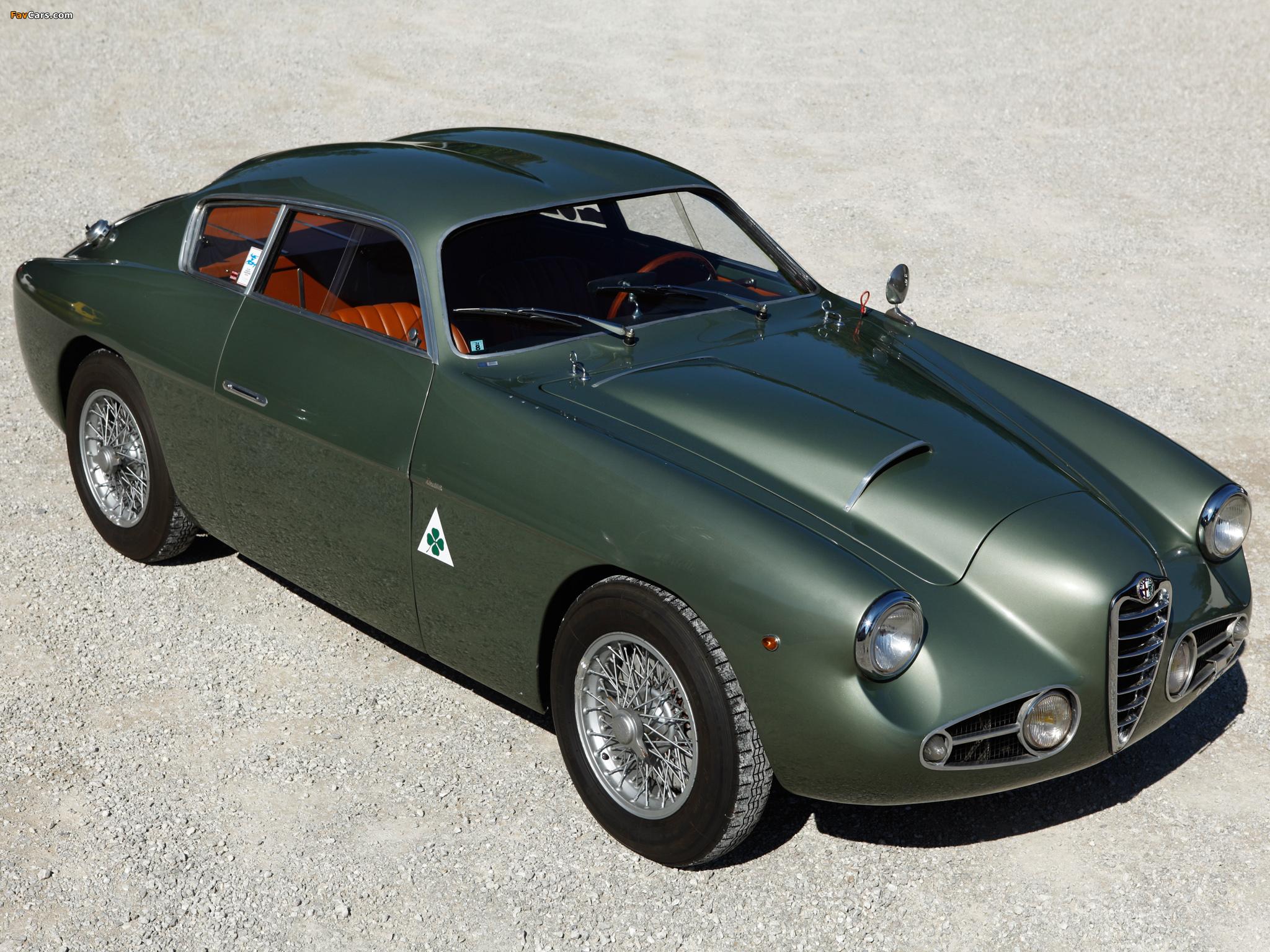 Alfa Romeo 1900 SSZ 1484 (1954–1958) photos (2048 x 1536)