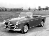 Alfa Romeo 1900 SS Worblaufen Cabriolet 1484 (1955) images