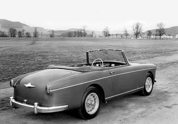 Images Of Alfa Romeo 1900 Ss Worblaufen Cabriolet 1484 1955