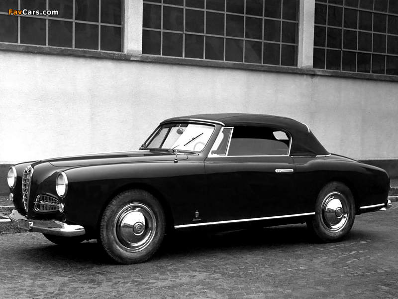 Photos of Alfa Romeo 1900 Cabriolet 1484 (1951–1954) (800 x 600)