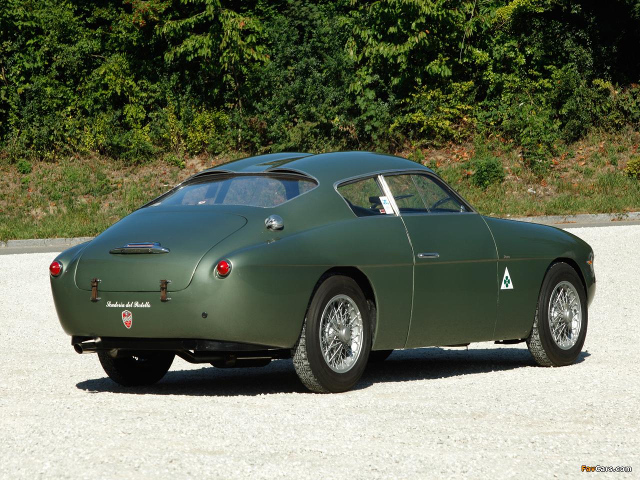 Photos of Alfa Romeo 1900 SSZ 1484 (1954–1958) (1280 x 960)