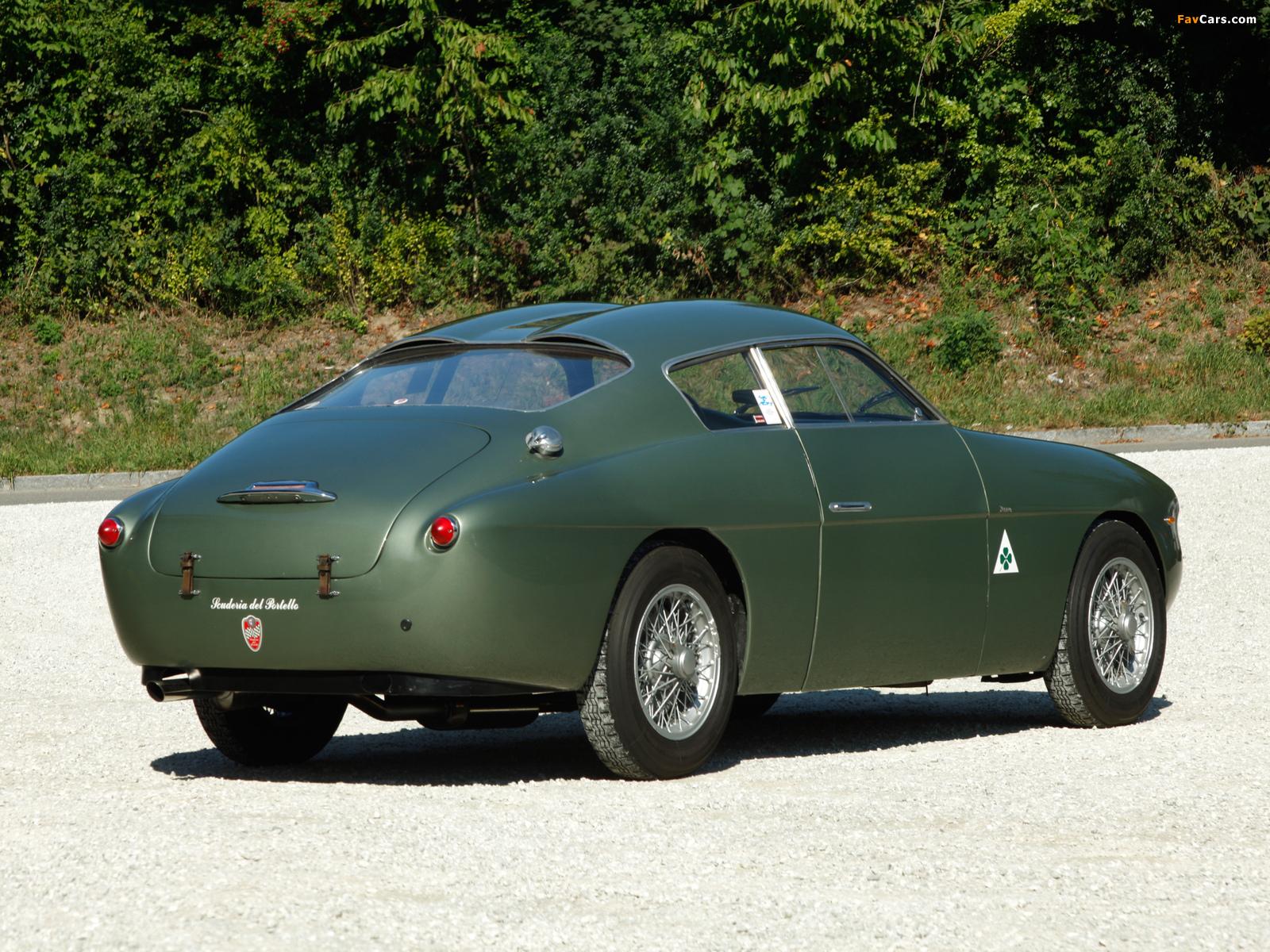 Photos of Alfa Romeo 1900 SSZ 1484 (1954–1958) (1600 x 1200)