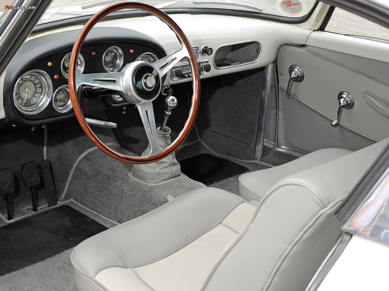 Photos of Alfa Romeo 1900 Super Sprint 1484 (1956–1958) (1280 x 960)