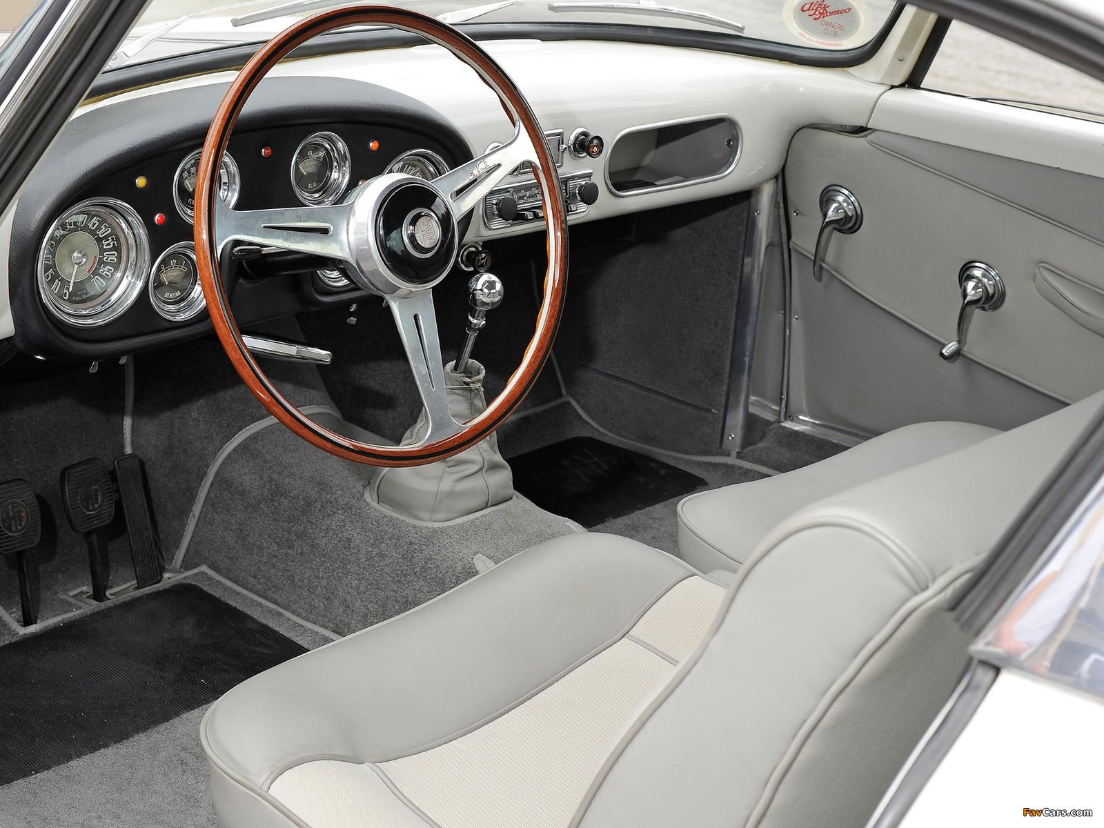Photos of Alfa Romeo 1900 Super Sprint 1484 (1956–1958) (1600 x 1200)