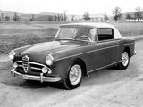 Photos of Alfa Romeo 1900 SS Worblaufen Cabriolet 1484 (1955)
