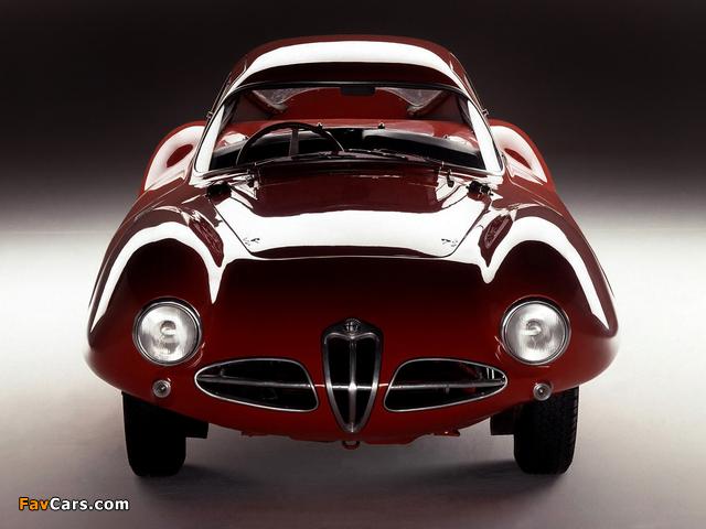 Pictures of Alfa Romeo 1900 C52 Disco Volante Coupe 1359 (1953) (640 x 480)