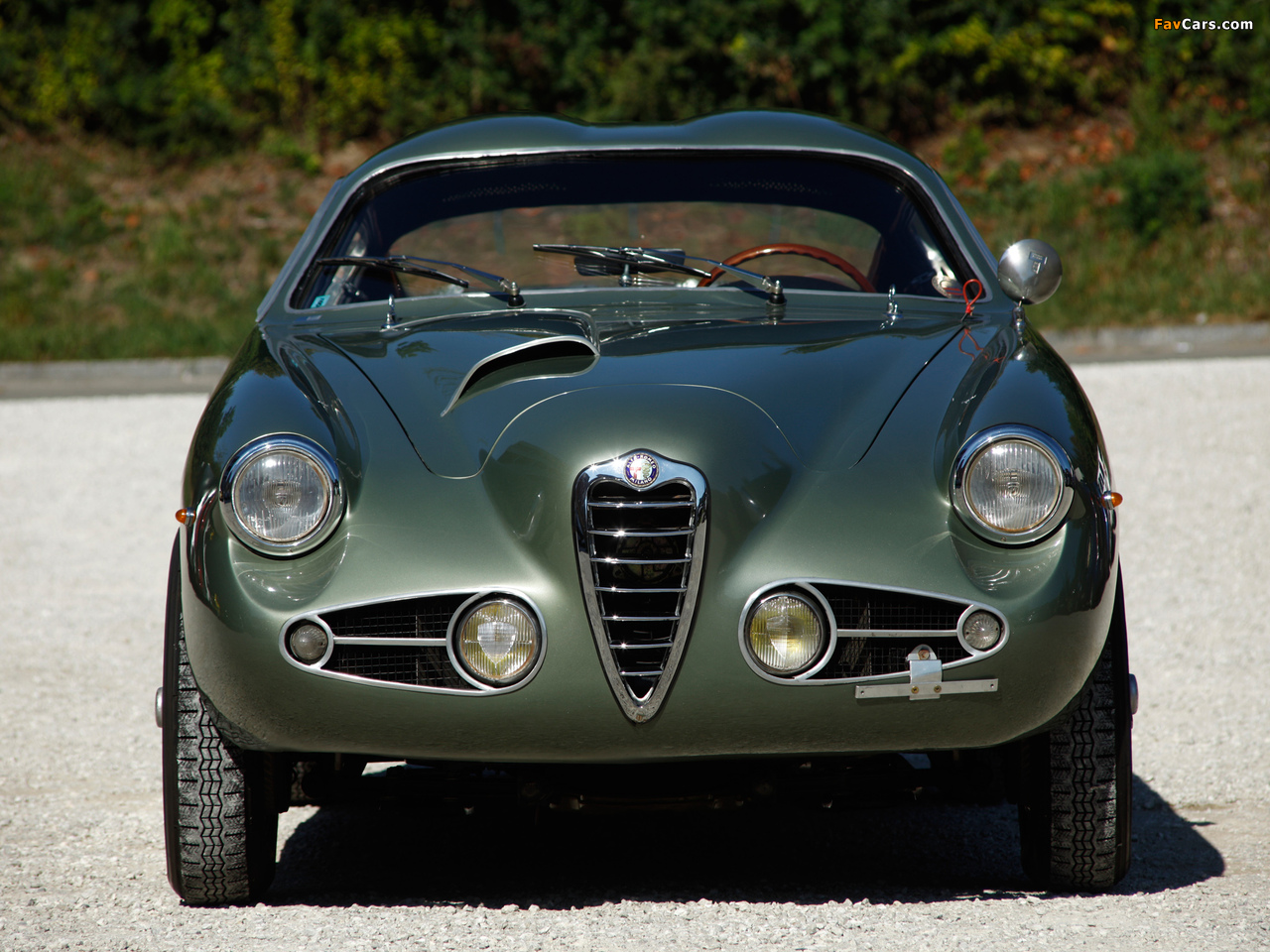 Pictures of Alfa Romeo 1900 SSZ 1484 (1954–1958) (1280 x 960)