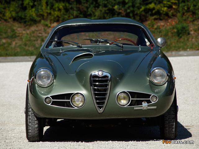 Pictures of Alfa Romeo 1900 SSZ 1484 (1954–1958) (640 x 480)