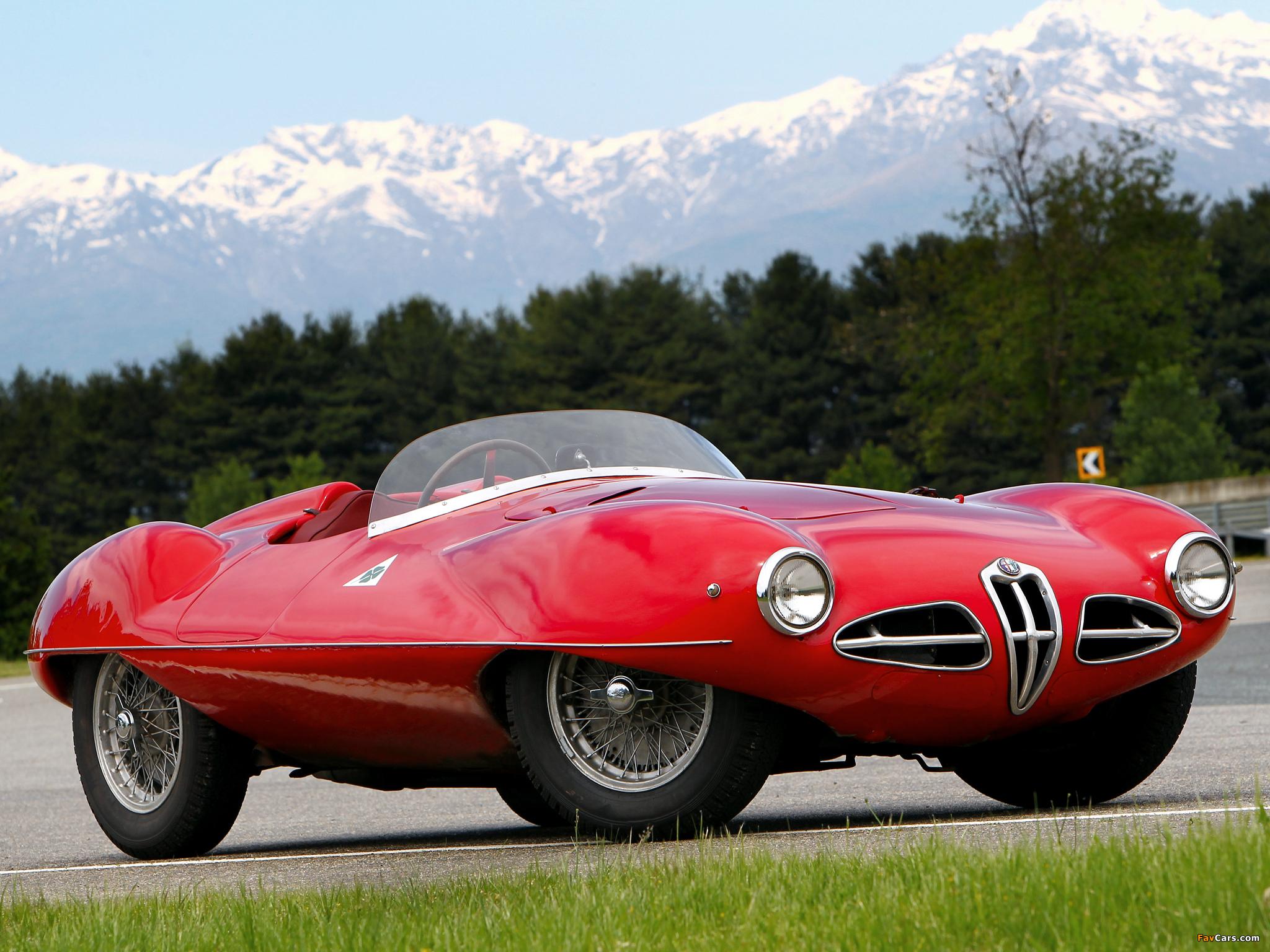 Pictures of Alfa Romeo 1900 C52 Disco Volante Spider 1359 (1952) (2048 x 1536)