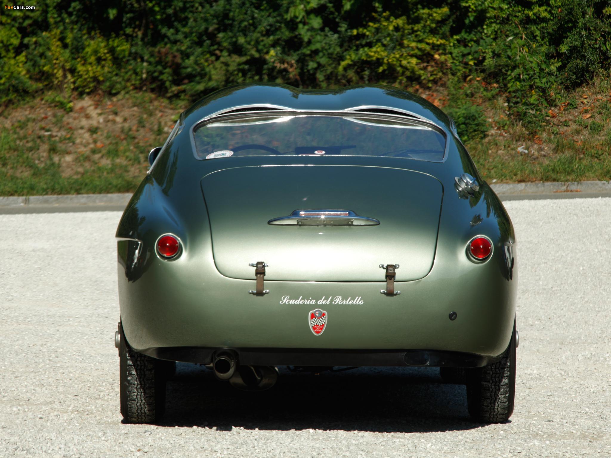 Alfa Romeo 1900 SSZ 1484 (1954–1958) wallpapers (2048 x 1536)