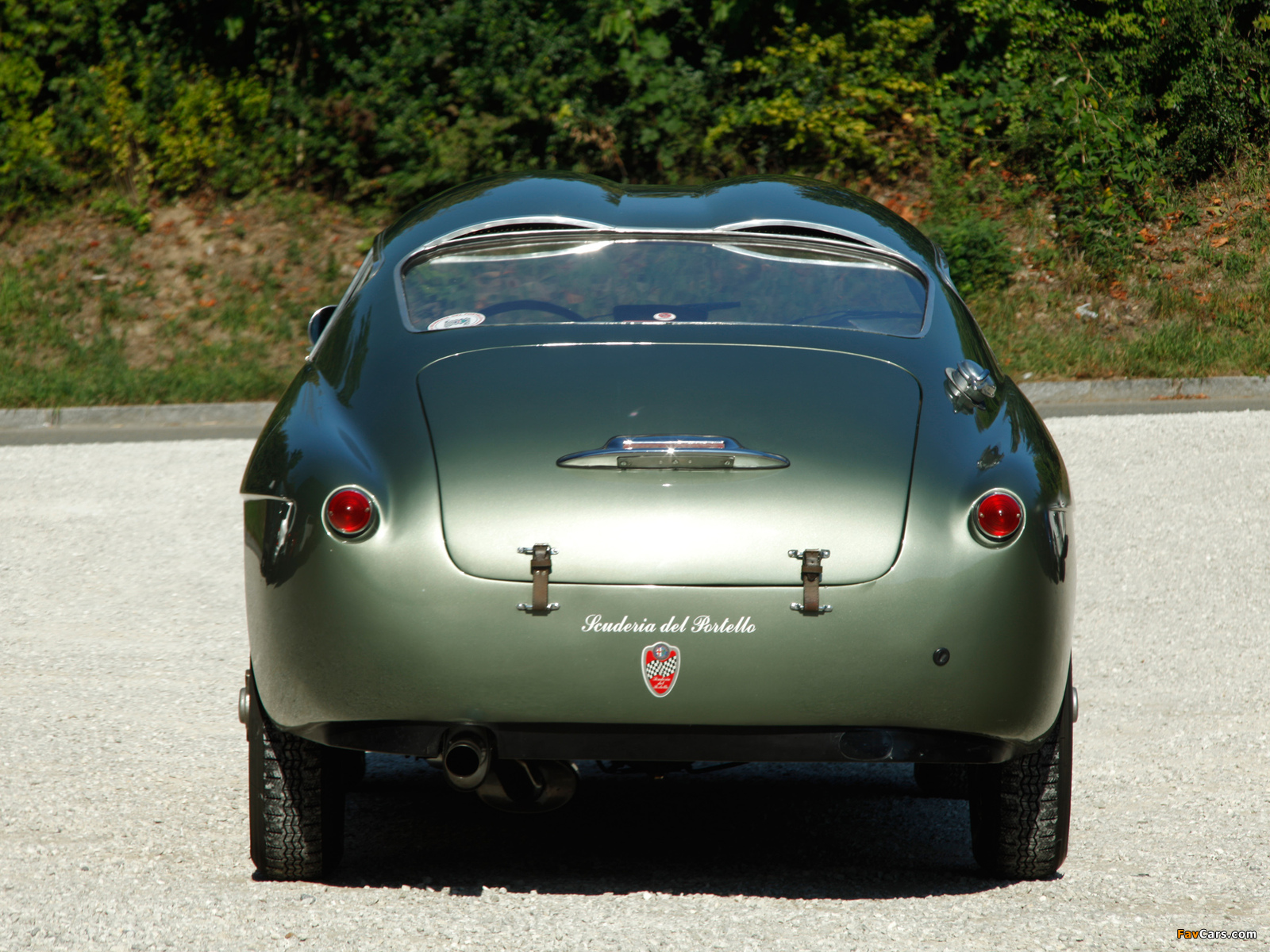 Alfa Romeo 1900 SSZ 1484 (1954–1958) wallpapers (1600 x 1200)
