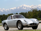 Alfa Romeo 2000 Sportiva Coupe 1366 (1954) wallpapers