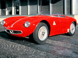 Pictures of Alfa Romeo 2000 Sportiva Spider 1366 (1954)