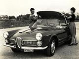 Alfa Romeo 2000 Spider 102 (1958–1961) pictures