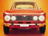 Alfa Romeo 2000 GT Veloce US-spec 115 (1971–1976) images