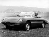 Alfa Romeo 2000 Spider Veloce 105 (1971–1983) images
