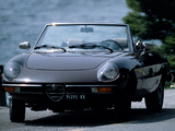 Alfa Romeo 2000 Spider Veloce 105 (1971–1983) pictures