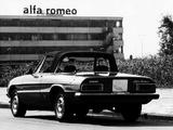Alfa Romeo 2000 Spider Veloce 105 (1971–1983) pictures