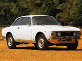Alfa Romeo 2000 GT Veloce UK-spec 105 (1971–1976) wallpapers