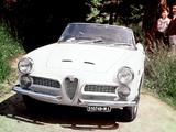 Photos of Alfa Romeo 2000 Spider 102 (1958–1961)