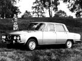 Pictures of Alfa Romeo 2000 Berlina 105 (1971–1977)