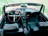 Alfa Romeo 2000 Spider Veloce 105 (1971–1983) wallpapers