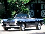 Alfa Romeo 2600 Spider 106 (1962–1965) pictures