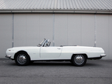 Alfa Romeo 2600 Boneschi Spider 106 (1963) pictures