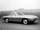 Alfa Romeo 2600 Coupe Speciale 106 (1963) pictures