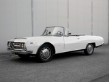 Alfa Romeo 2600 Boneschi Spider 106 (1963) images