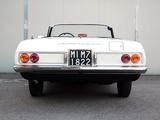 Alfa Romeo 2600 Boneschi Spider 106 (1963) photos