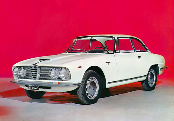 Images Of Alfa Romeo 2600 Sprint 106 19621966