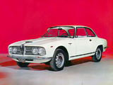 Images of Alfa Romeo 2600 Sprint 106 (1962–1966)