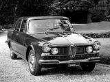 Photos of Alfa Romeo 2600 Berlina 106 (1964–1969)