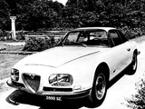 Photos of Alfa Romeo 2600 SZ 106 (1965–1967)