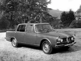 Pictures of Alfa Romeo 2600 Berlina 106 (1962–1964)