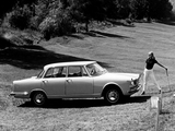 Pictures of Alfa Romeo 2600 Berlina 106 (1964–1969)